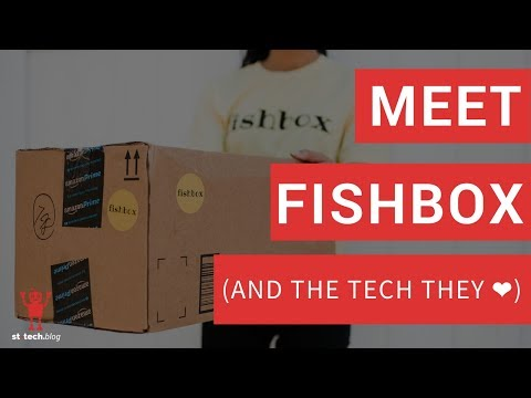 Fishbox + Biz Tech: Business Technology That Pushes This Philly Startup Forward