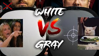 "White Card vs Gray Card - White Balance Battle to the Death! - FOTGA 12"" & Neewer"