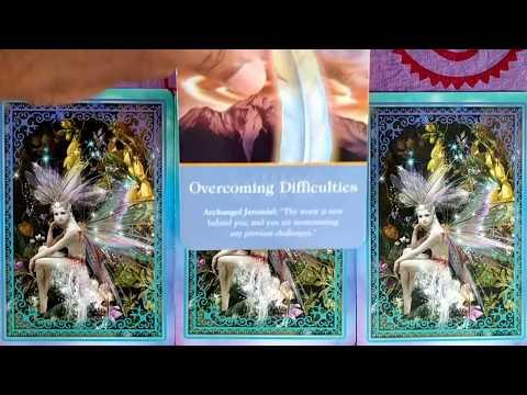 July 17 - 23, 2017 Weekly Angel Tarot & Oracle Card Reading