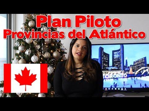Plan Piloto de Las Provincias del Atlántico