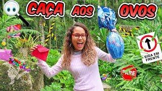 ENIGMA DE PÁSCOA NA FLORESTA! - KIDS FUN