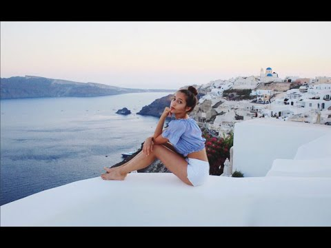 GREECE SUMMER 2016 | Hailey Sani