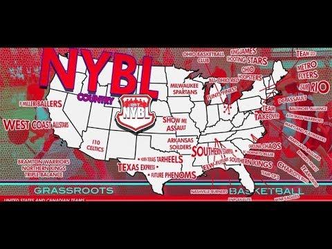 NYBL Icebreaker Invitational Championship Game Presented By Baller TV