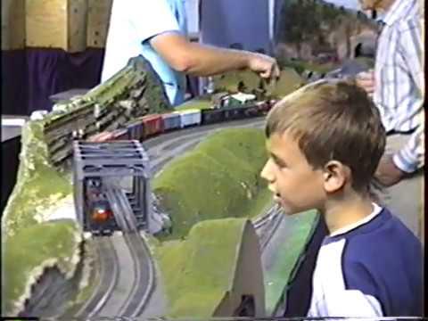 N&W 611 + Roanoke Valley Train Show (1993)