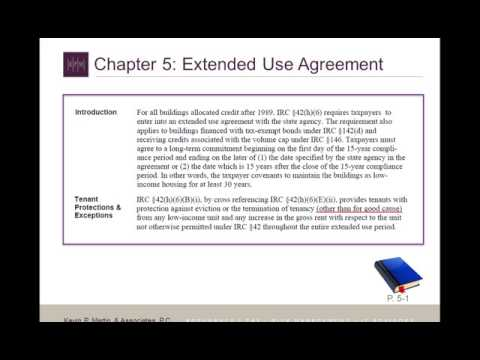Understanding IRC §42  IRS Audit Technique Guide For Low Income Housing Tax Credit SD Clip8