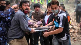 Update; Eastern ASIA Deadly EARTHQUAKE; World Aid Arrives, NEPAL, INDIA, BANGLADESH & CHINA 5k+dead