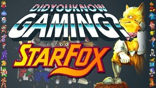Star Fox - Did You Know Gaming? Feat. Egoraptor
