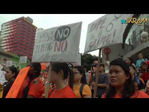 Citizens Against Rape perangi ancaman jenayah seksual