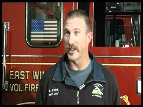 East Windsor NJ Fire Co 1 -- 40 Years of Service.wmv