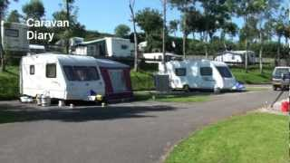 Widdicombe Farm campsite, Paignton