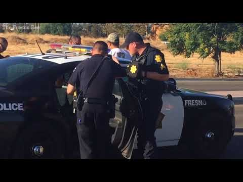Man detained after SW FRESNO SHOOTING
