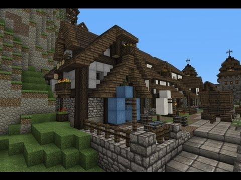 Minecraft - Gundahar Tutorials - Medieval Tailor