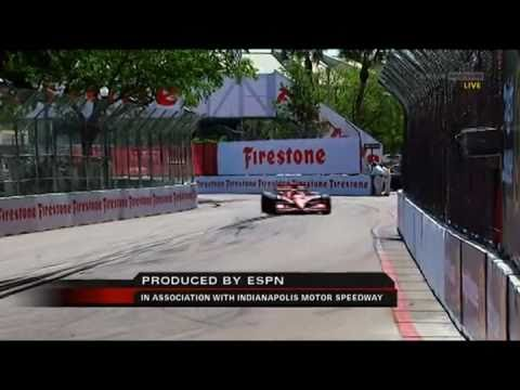 2011 IZOD INDYCAR Series Honda Grand Prix Of St. Petersburg Part 3 (FINISH/POST RACE)