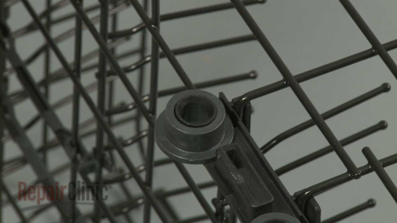 Ge Dishwasher Dish Rack Roller Replacement Lower