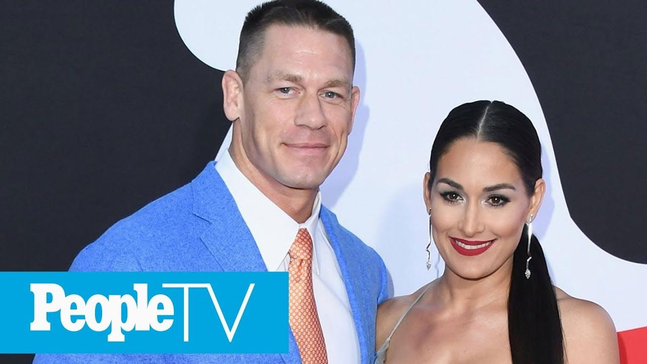 John Cena And Nikki Bella Call Off Wedding.Nikki Bella Officially Cancels Wedding To John Cena Again Peopletv