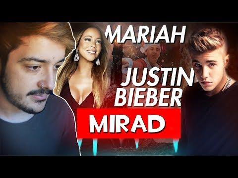 Mariah Carey, Justin Bieber: llorad