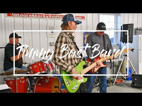 The Timmy Bast Band - Okeechobee, Florida