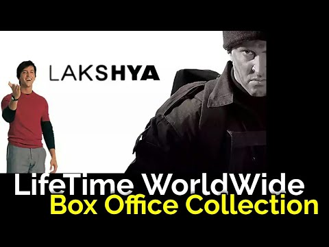Hrithik Roshan LAKSHYA 2004 Movie LifeTime WorldWide Box Office Collection Verdict Hit Or Flop