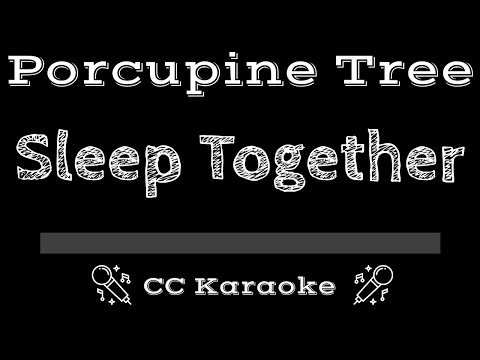 Porcupine Tree   Sleep Together CC Karaoke Instrumental