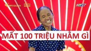Bà Tân Vlog mất 100 triệu Thách thức danh hài khiến Trấn Thành, Trường Giang tiếc đứt ruột