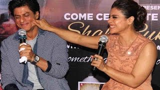 When Kajol REALLY EMBARRASSED Shahrukh Khan | UNCUT VIDEO