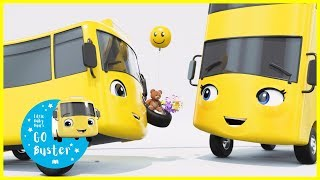 Busters Mothers Day | GoBuster Official | Nursery Rhymes |  ABCs and 123s