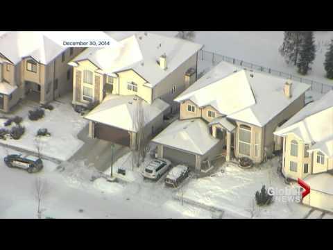 Edmonton mass murder suspect's family troubles