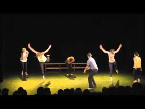 """""""Bancale"""" spectacles des ateliers danse MJC Martigues"""
