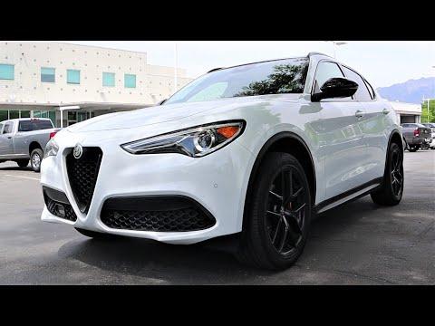 Alfa Romeo Stelvio: