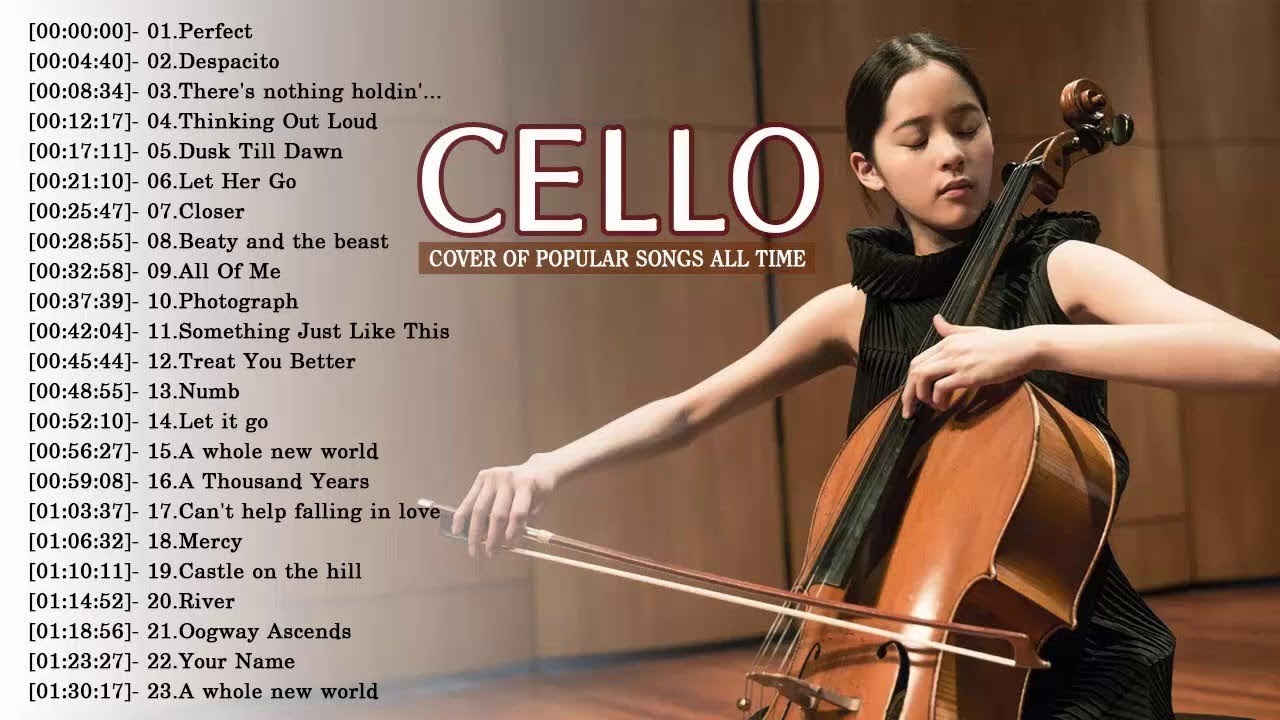 Download Top Cello Covers of Popular Songs 2019 - Best Instrumental Cello Covers All Time