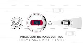 Intelligent Distance Control- A Nissan's World's First Technology