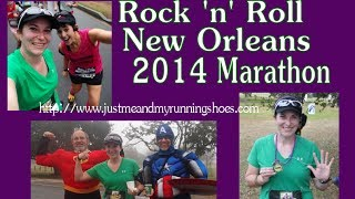 2014 Rock N Roll New Orleans Marathon