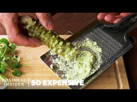 Why Real Wasabi Is So Expensive | So Expensive