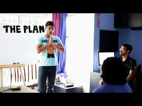 Dudes #1 : The Plan