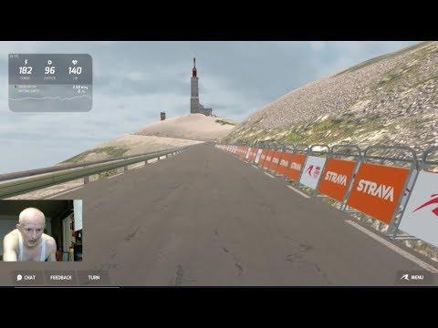 Road Grand Tours - Mt Ventoux
