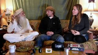 Smokin' With Swami, Episode 44: Dragonfly Earth Medicine