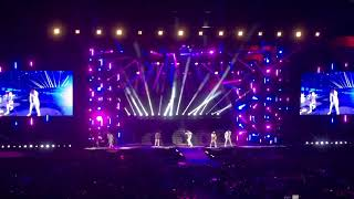 Backstreet Boys' 25th Anniversary Concert in Dubai 2018