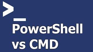 Simbolo del Sistema vs PowerShell ¿Cual es la diferencia?