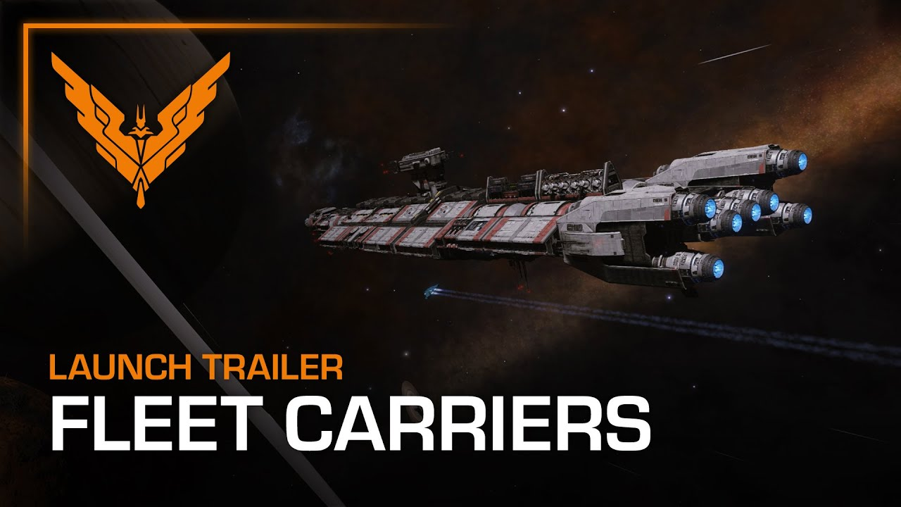 Elite Dangerous: Fleet Carriers | Launch Trailer