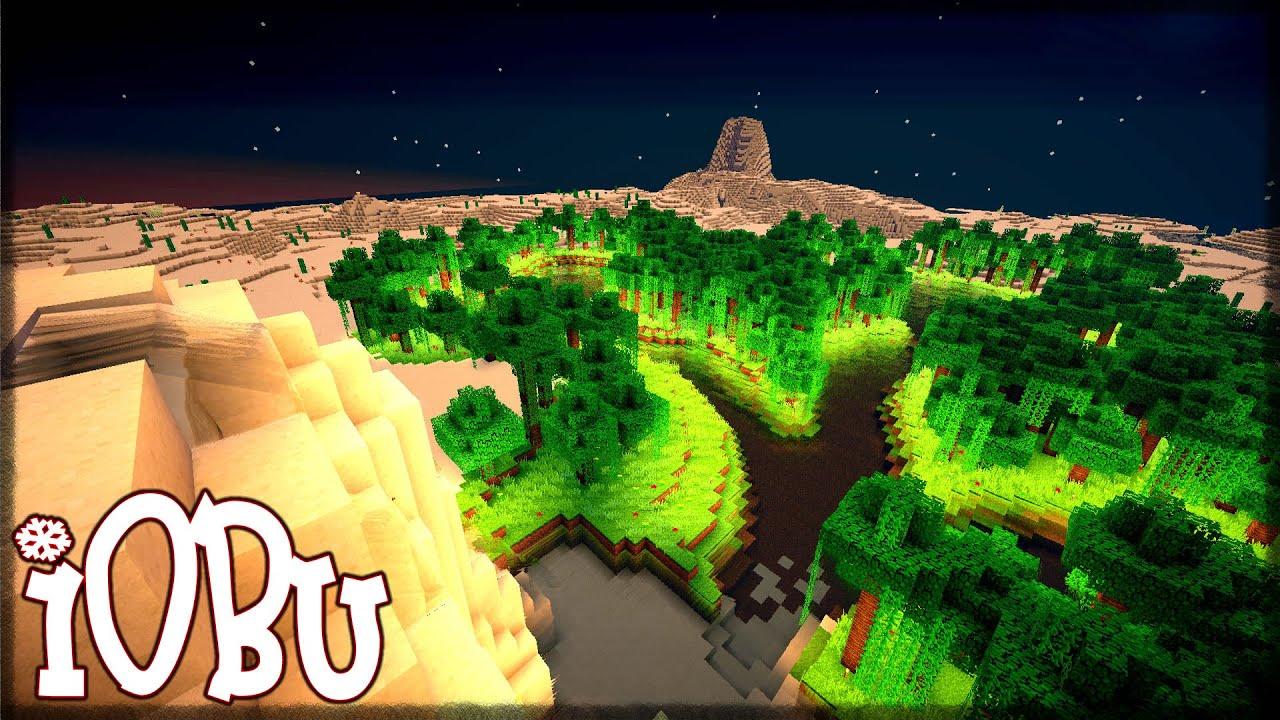 Build Desert Minecraft