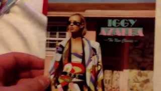 Iggy Azalea - The New Classic Deluxe Edition Unboxing
