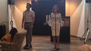 """Rebecca René Kelley & Daniel Fetter - """"Fine"""" From Ordinary Days"""