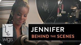 Behind the Scenes of Jennifer: Mykelti on Jennifer | Feat. Mykelti Williamson | WIGS
