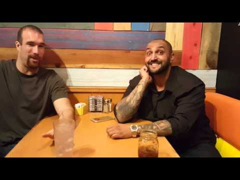 Las Vegas Small Business Owner: Bahador Emamzadeh; Stacks & Yolks Restaurant