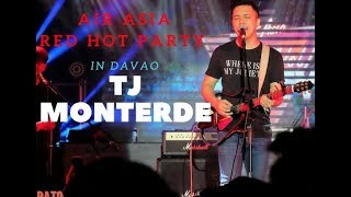 TJ Monteverde- Red Hot Party