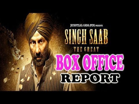Singh Saab The Great  Weekend Box office Report