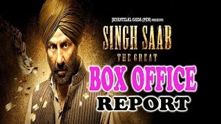 Singh Saab The Great - Weekend Box office Report