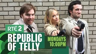TV Licence Inspectors feat. Laura Whitmore | Republic of Telly | Mondays 10pm RTÉ 2