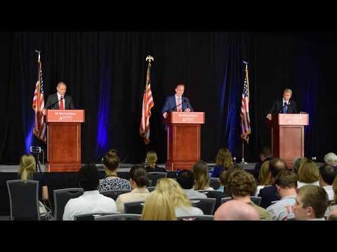 Utah 3rd Congressional District Primary Debate 2017