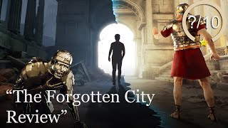 The Forgotten City Review [PS5, Series X, PS4, Switch, Xbox One, & PC] (Video Game Video Review)